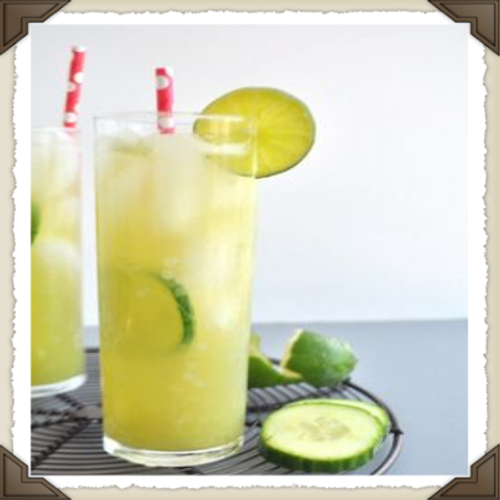 Cucumber Lemon Lime