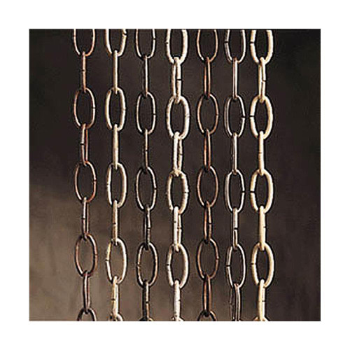 Distressed Black Kichler 4909DBK Accessory Chain Extra Heavy Gauge 36-Inch