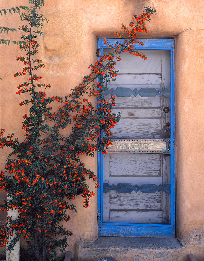 Antiques' Door of Santa Fe