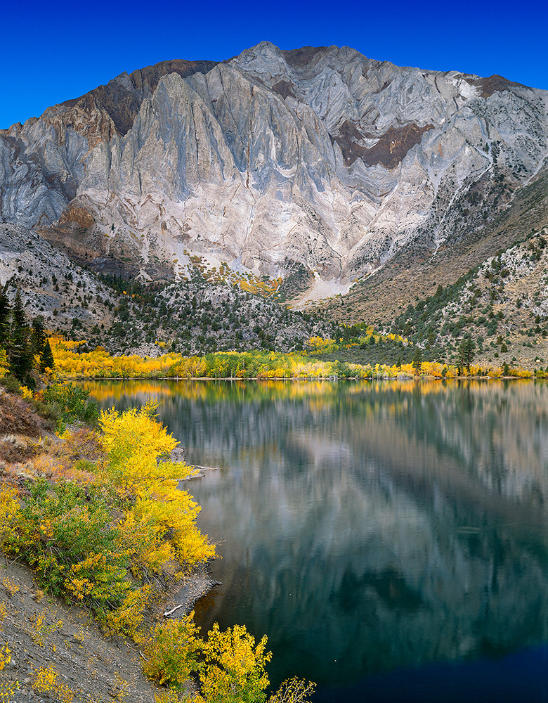 Convict Lake and Laurel Mtn.