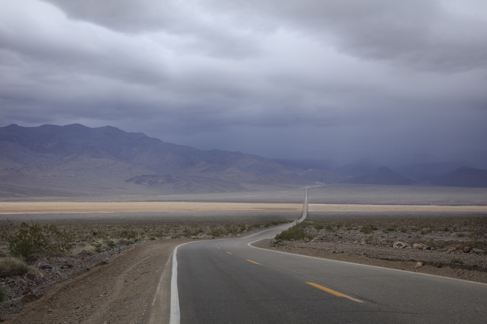 The Highway to Death Valley