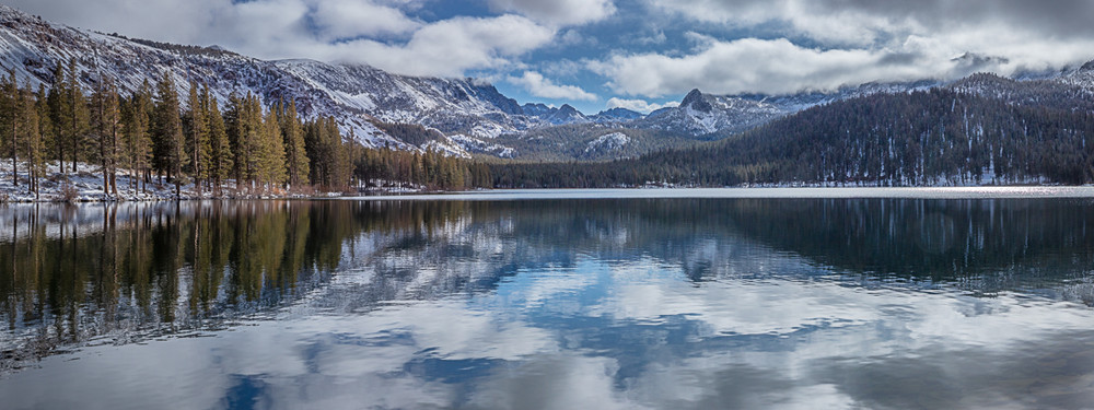 Lake Mary - An Early Winter Morning