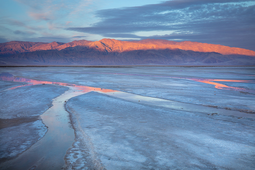 Magic Dawn, Death Valley