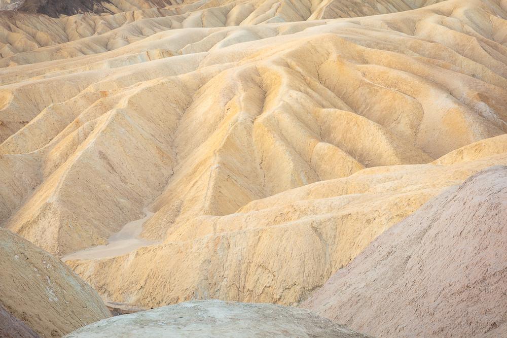 Dunes, Golden Canyon