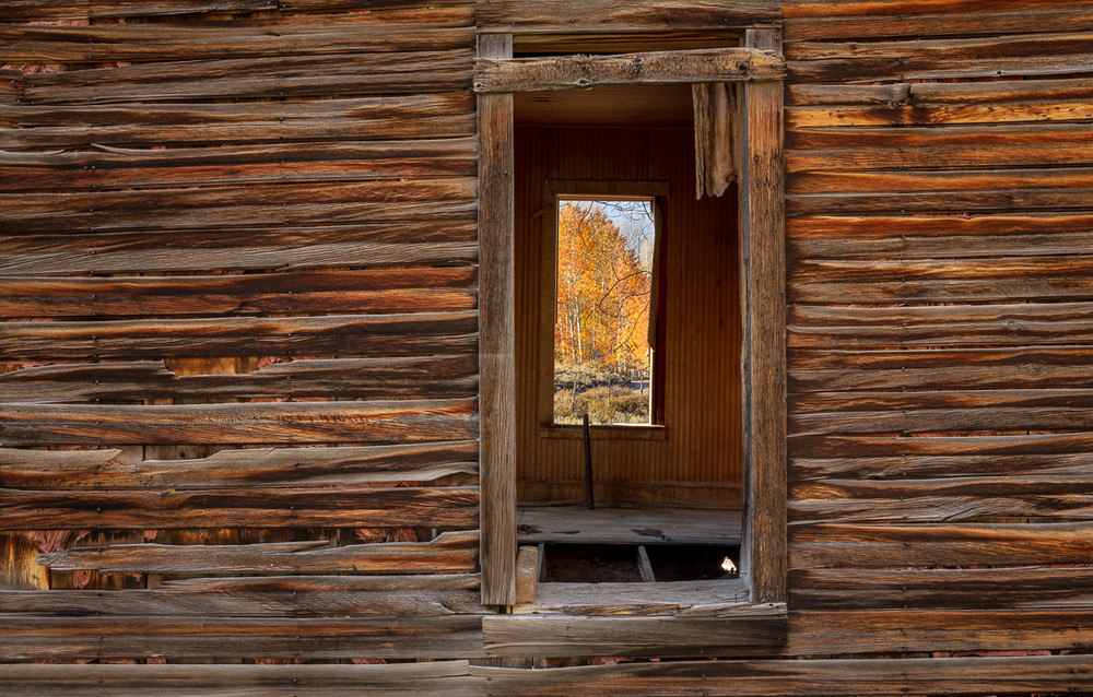Red Mine Window