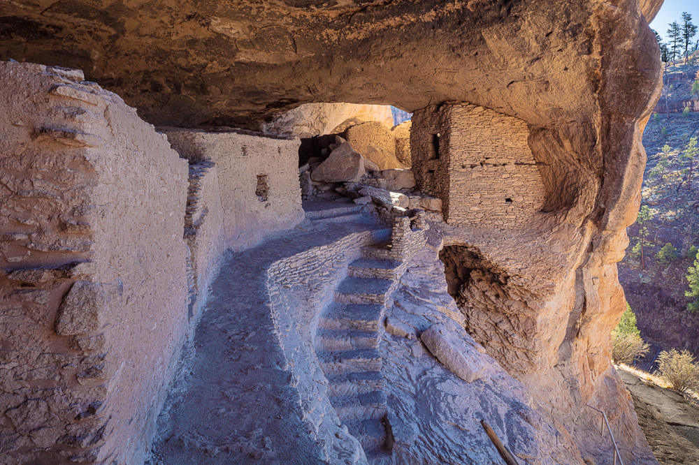 Gila Dwellings - New Mexico