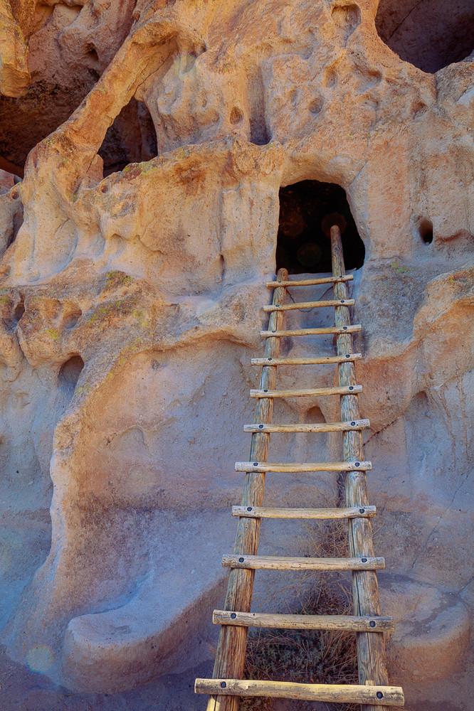 Bandeleir Ruins - New Mexico