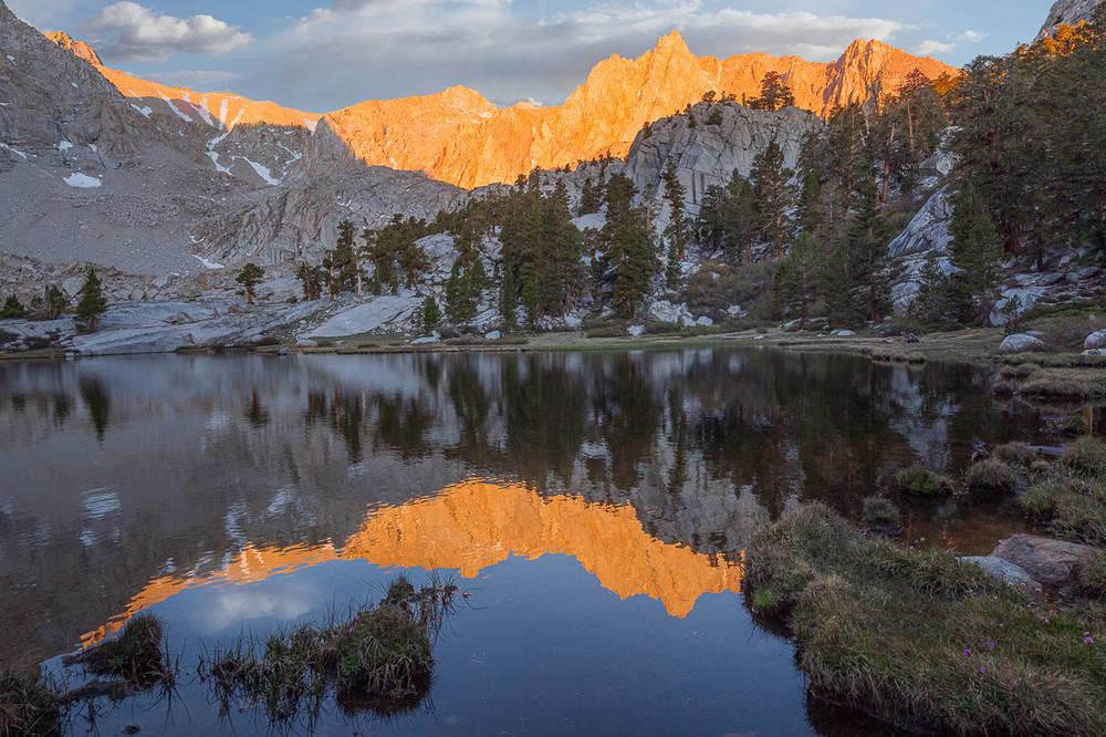 Dawn, Sequoia National Park