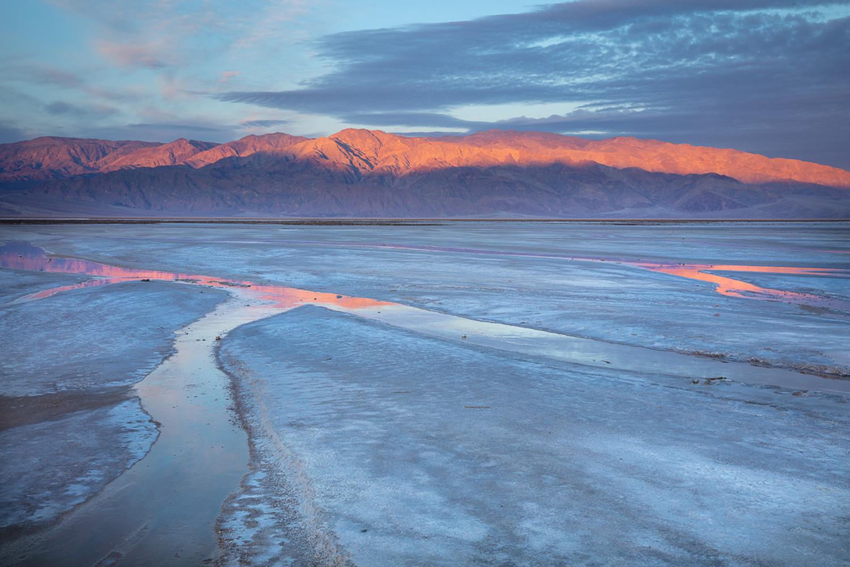 Dawn Magic, Death Valley NP