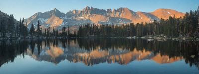The Kaweahs - Sequoia National Park
