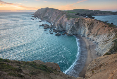 Sunset, Point Reyes National Seashore