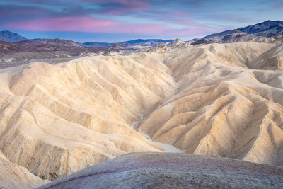 Dusk, Zabriske Point