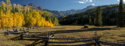 Autumn in San Juan Mountains