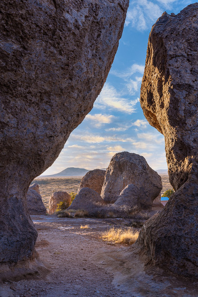 City of Rocks, NM