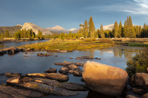 Autumn in Tuolumne Meadows