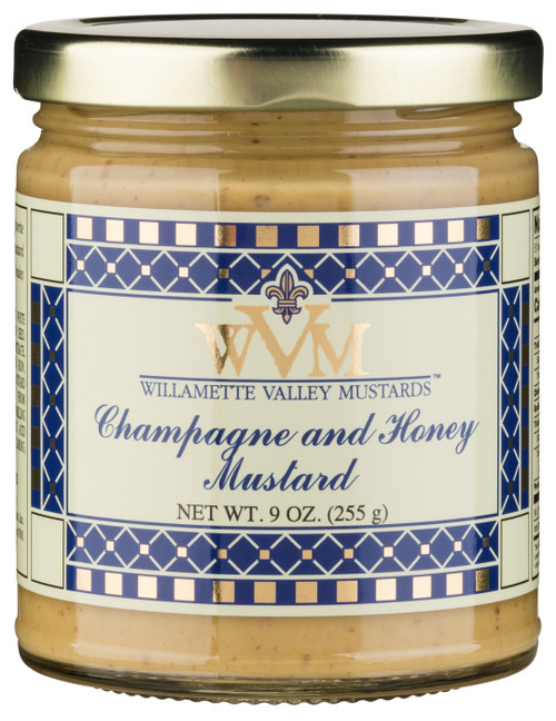 WVM Champagne and Honey Mustard (9oz.)