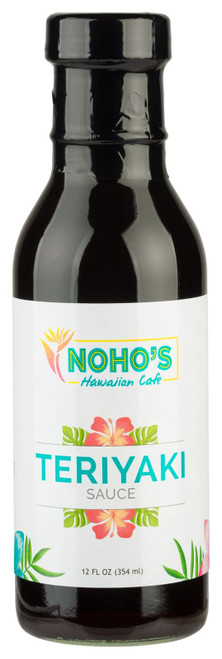 No Ho's Teriyaki Sauce (12oz.)
