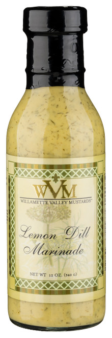 WVM Lemon Dill Dressing & Marinade (12oz.)