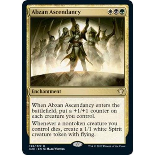 Abzan Ascendancy | Commander 2020