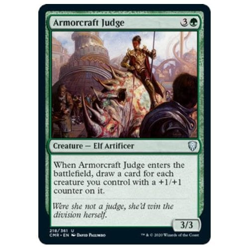Armorcraft Judge | Commander Legends