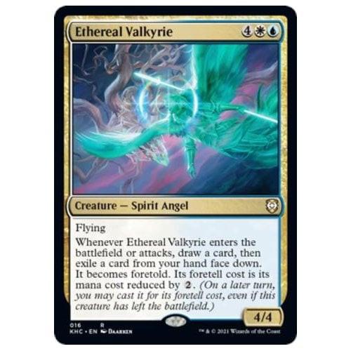 Ethereal Valkyrie | Kaldheim Commander