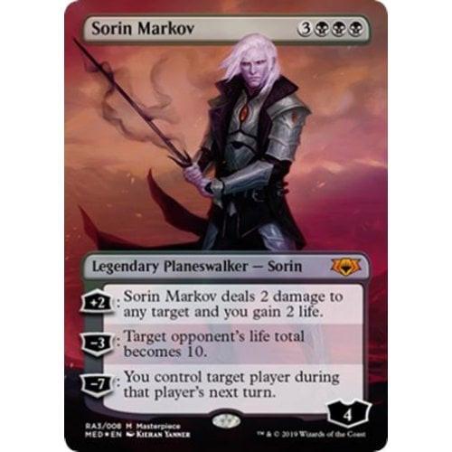 Sorin Markov (Full-Art) | Mythic Edition