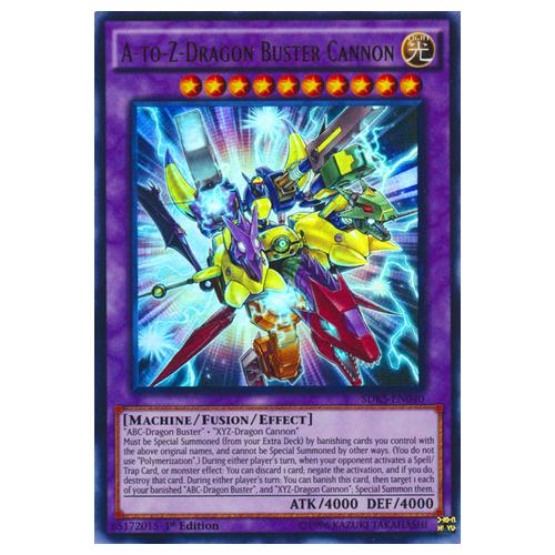 SDKS-EN040 A-to-Z Dragon Buster Cannon