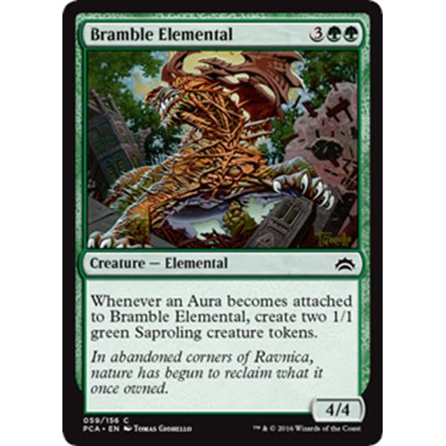 Bramble Elemental