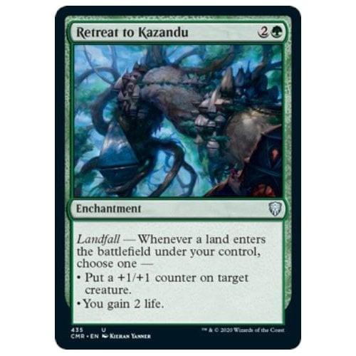 Retreat to Kazandu | Commander Legends