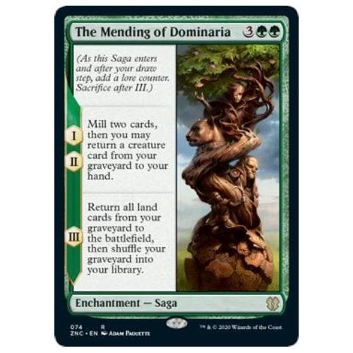 The Mending of Dominaria | Zendikar Rising - Commander