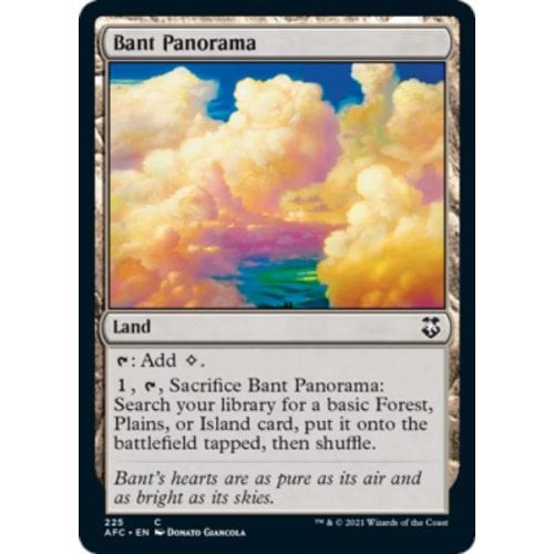 Bant Panorama | Dungeons & Dragons: Adventures in the Forgotten Re