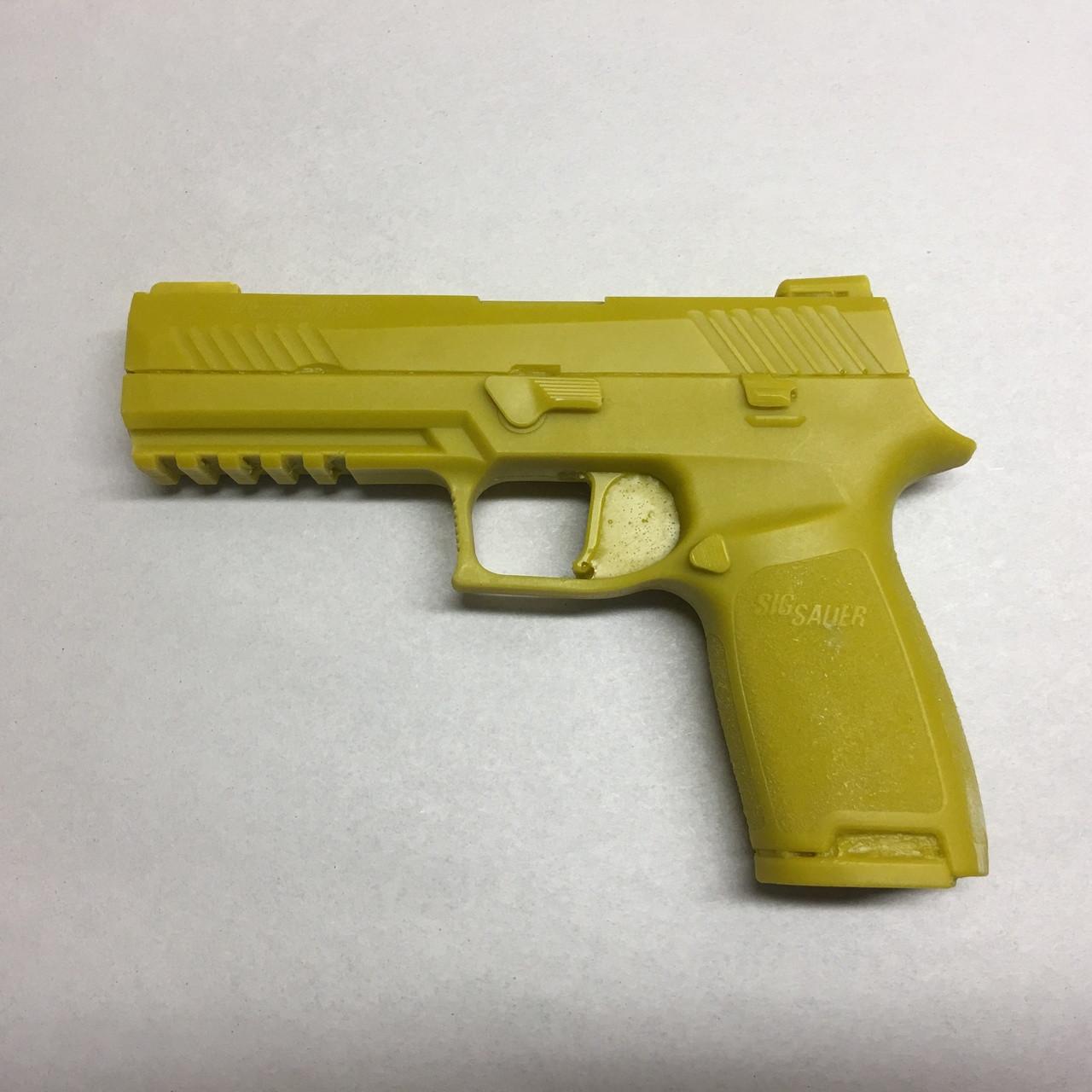 Unprepped Sig Sauer P320 Full Size 9mm
