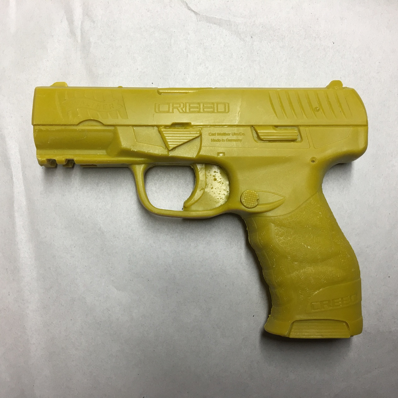 Unprepped Walther Creed