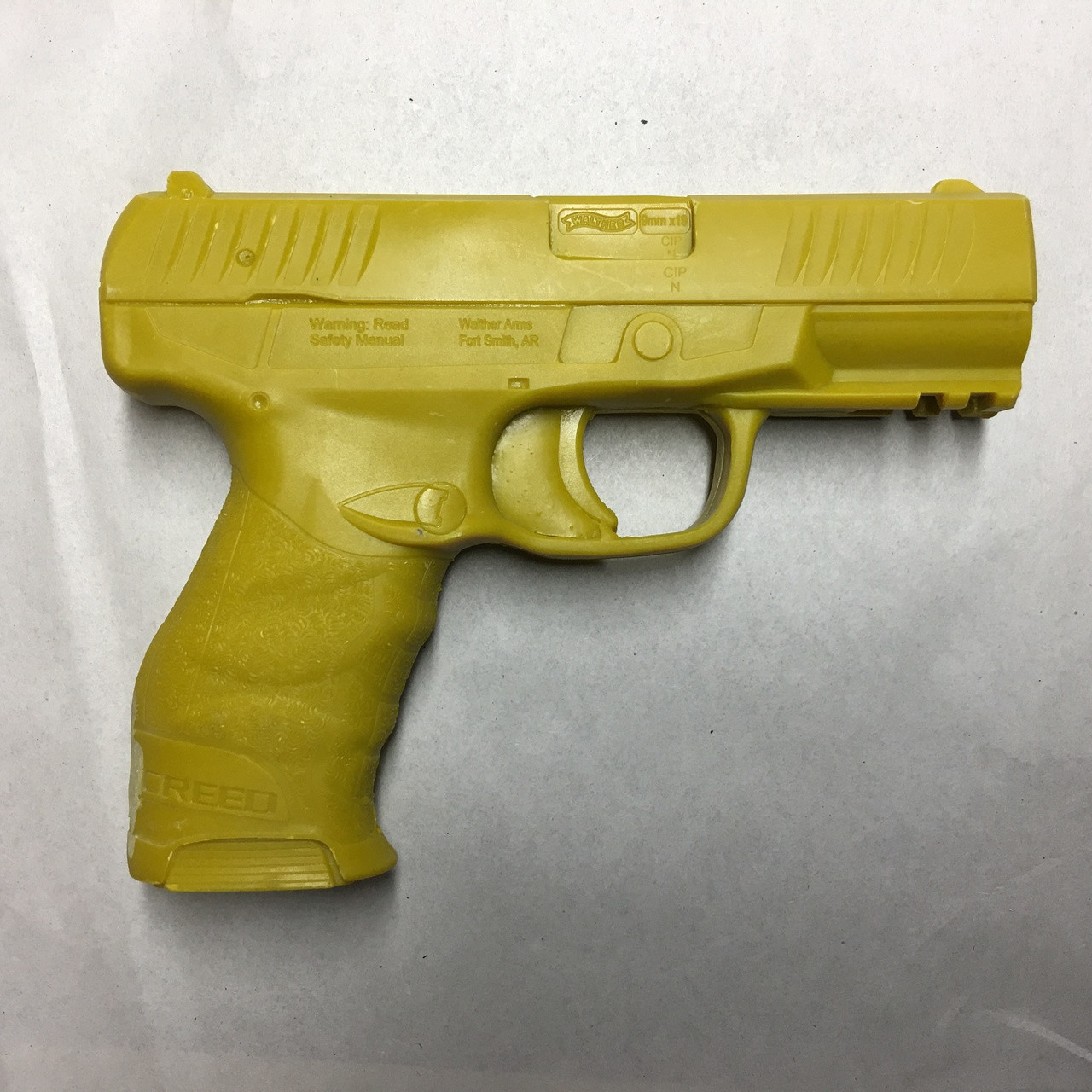 Combo Prepped and unprepped Walther Creed
