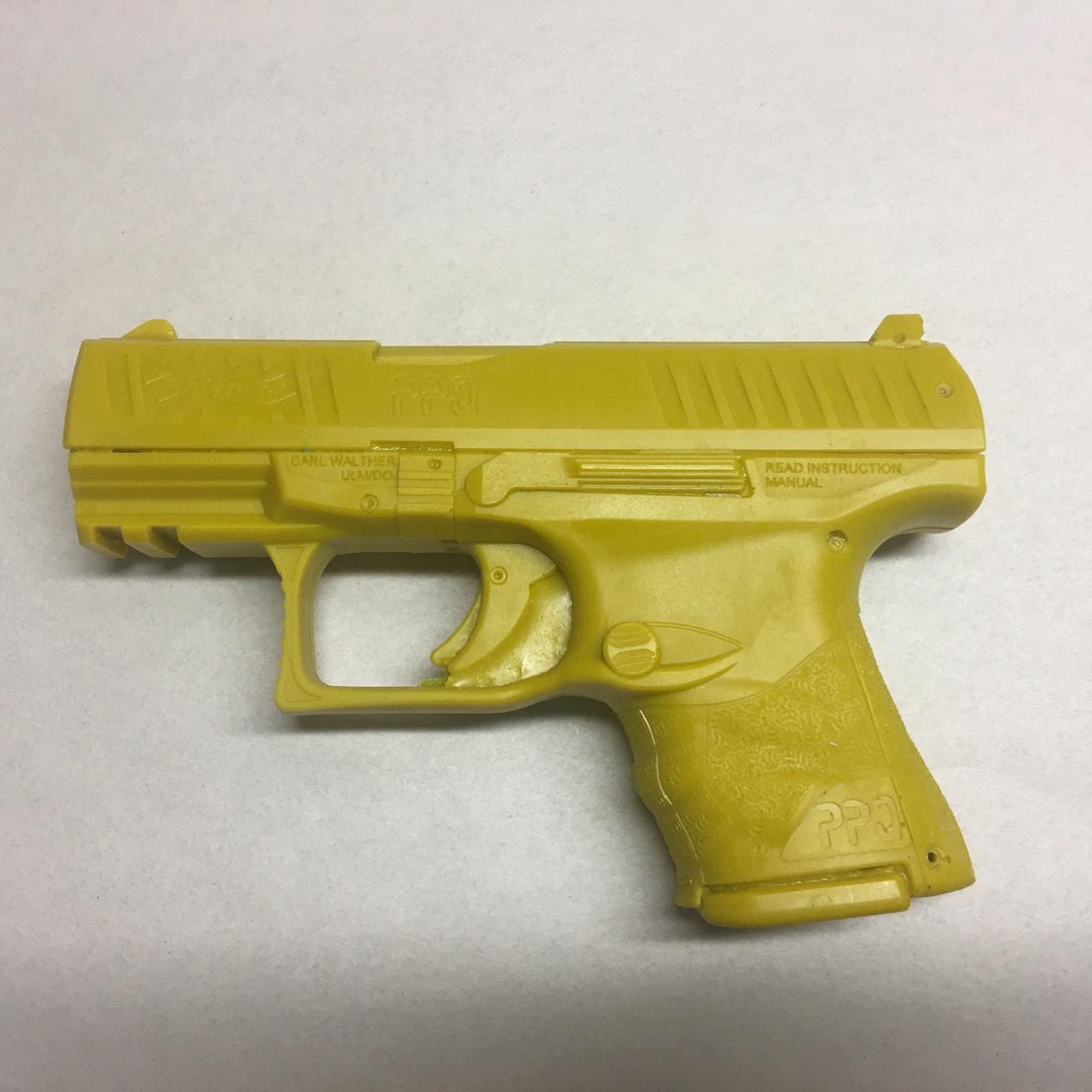 Unprepped Walther PPQ SC