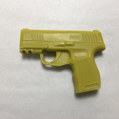 Combo Prepped and unprepped Sig Sauer P365 w/P365TAR Tactical Development Rail