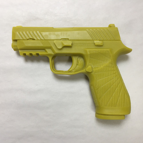 Combo Prepped and unprepped Sig Sauer P320 C w/Wilson Combat Grip