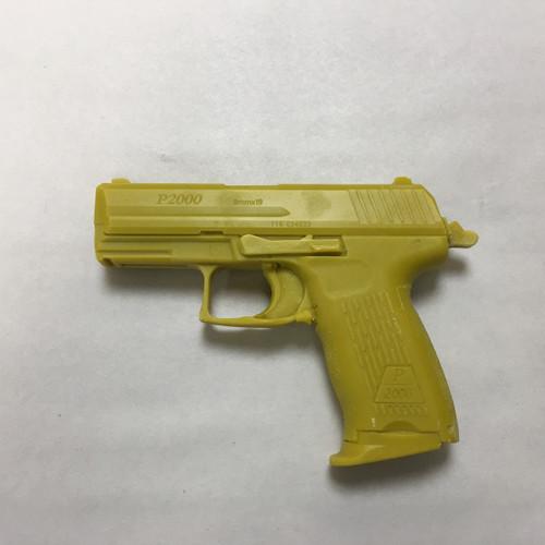 Unprepped HK P2000