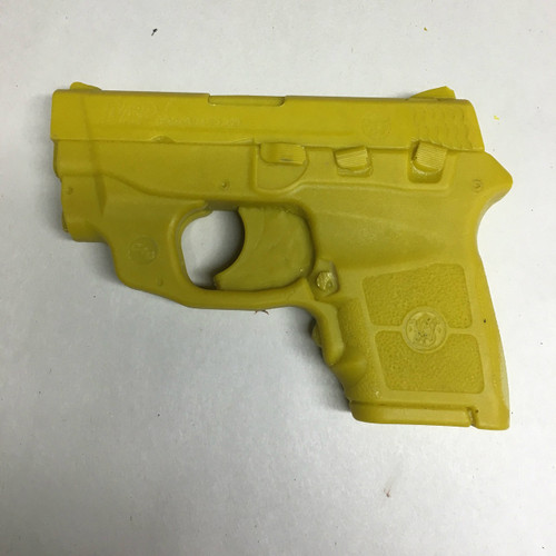 Unprepped S&W Bodyguard 380 w/Red or Green CT Laser