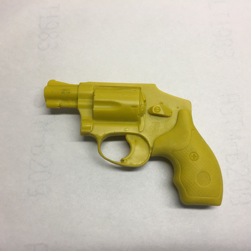 Unprepped S&W J Frame Revolver