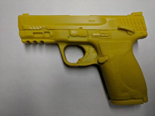 Unprepped S&W M&P 2.0 4 inch w/Safety