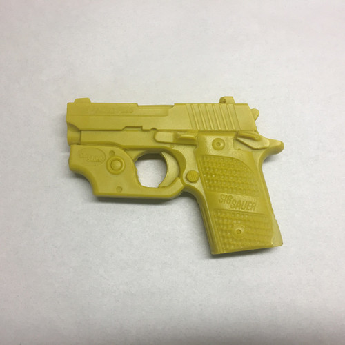 Unprepped Sig Sauer P238 w/Factory Laser (Old Style)