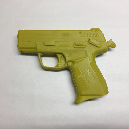 "Unprepped Springfield XDE 3.3"" 45ACP"