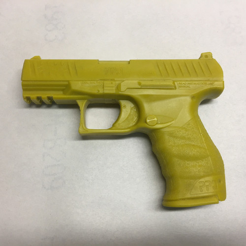 Unprepped Walther PPQ M2 9mm