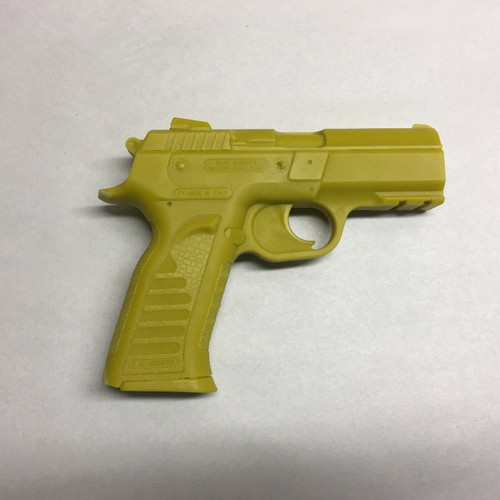 Combo Prepped and unprepped EAA Witness Polymer Compact w/Rail