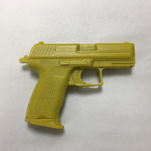Combo Prepped and unprepped HK P2000