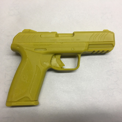 Combo Prepped and unprepped Ruger Security 9