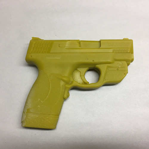 Combo Prepped and unprepped S&W M&P Shield 45acp w/Green CT Laser