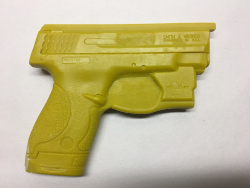 Combo Prepped and unprepped S&W M&P Shield 9/40 w/Viridian R5
