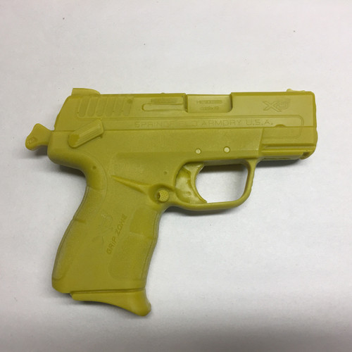 """Combo Prepped and unprepped Springfield XDE 3.3"""" 9/40"""